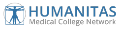 HUMANITAS Medical College Logo